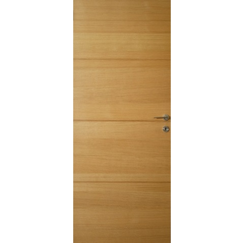 Porte plane en placage design portes placage vantails for Placage porte de cuisine